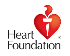 The Heart Foundation Logo