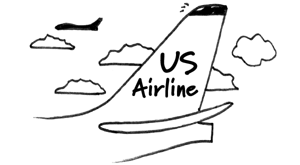 US Airline Logo